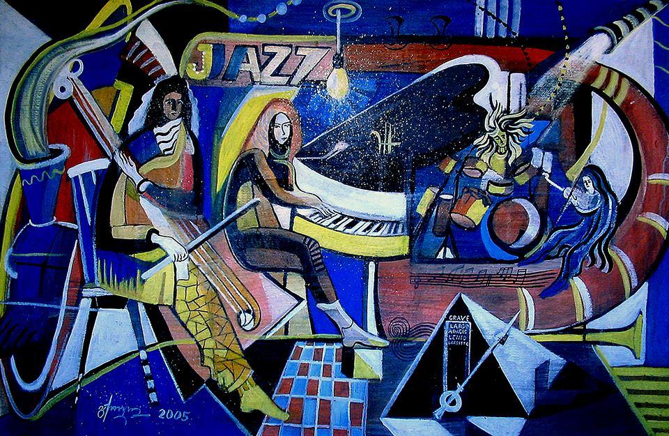 Gio Kadagishili, Jazz Improvisation