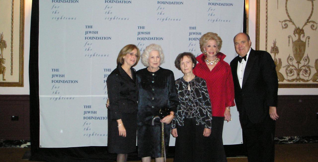 Žydų fondas teisingiesiems