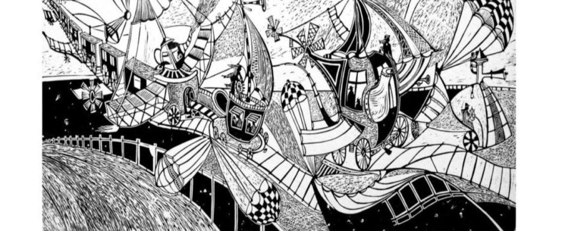 Graphic Art of Gio Kadagishvili 2017