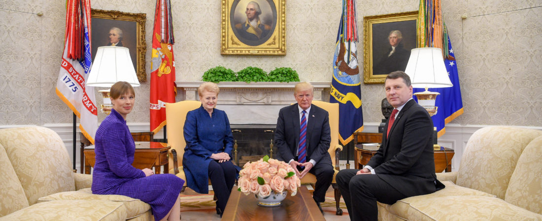 Baltic- US Summit in Washington
