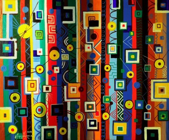 Gio Kadagishvili, Colorful Mind