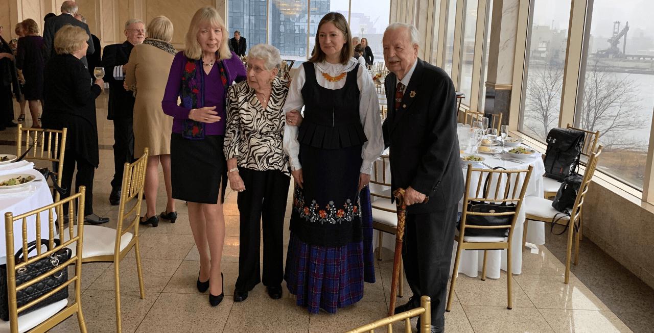 Lietuvos Nepriklausomybės 101-ų Metinių Pokylis ir Kovo 11-os minėjimas Niujorke