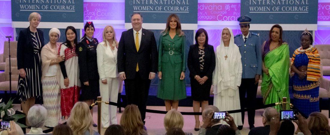 2019  International Women of Courage (IWOC) Awards