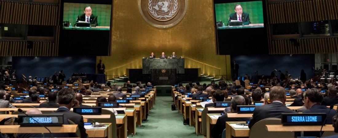 UN Adopts the New York Declaration to Protect the Rights of Refugees and Migrants