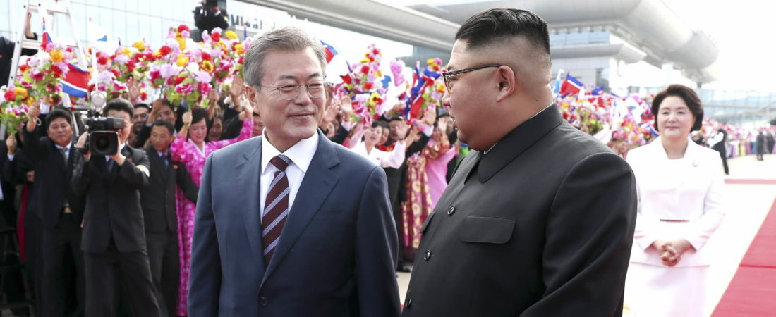 Historic 2018 Inter-Korean Summit – a Promise for Peace, Prosperity and Unification of the Korean Peninsula