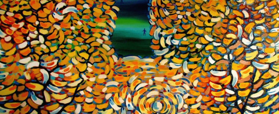 Fall Collection of Paintings by Gio Kadagishvili