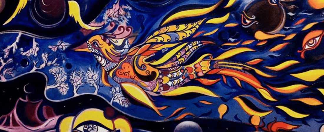 Gio Kadagishvili's Art