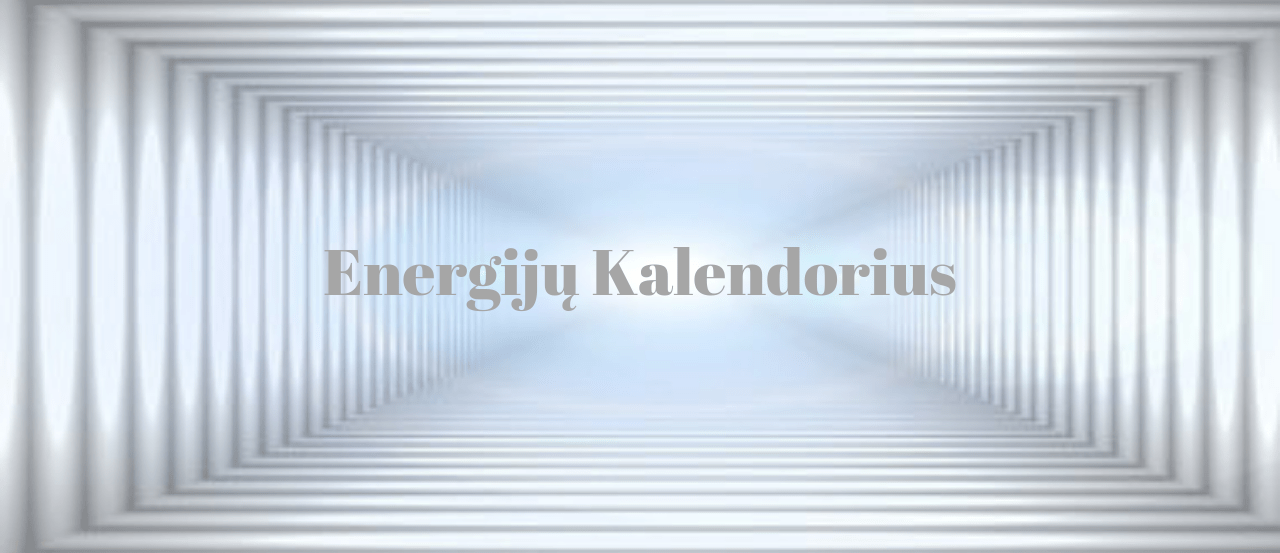 Energijų kalendorius