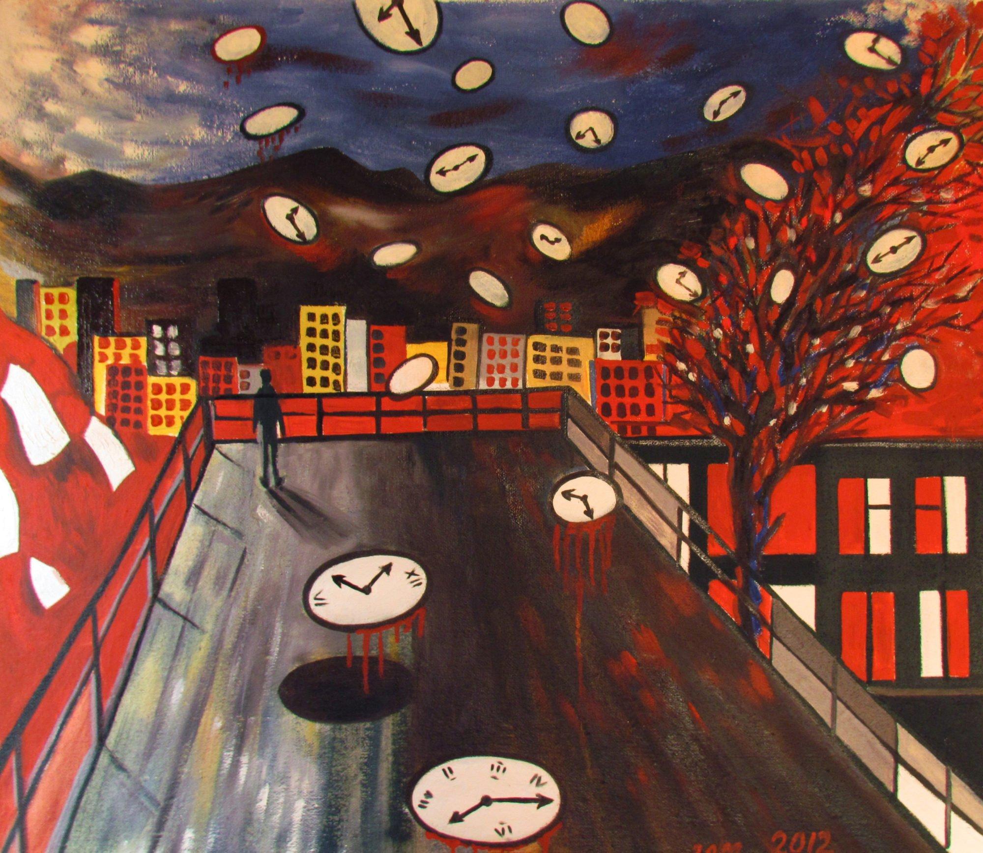 Gio Kadagishvili, Dead Hours