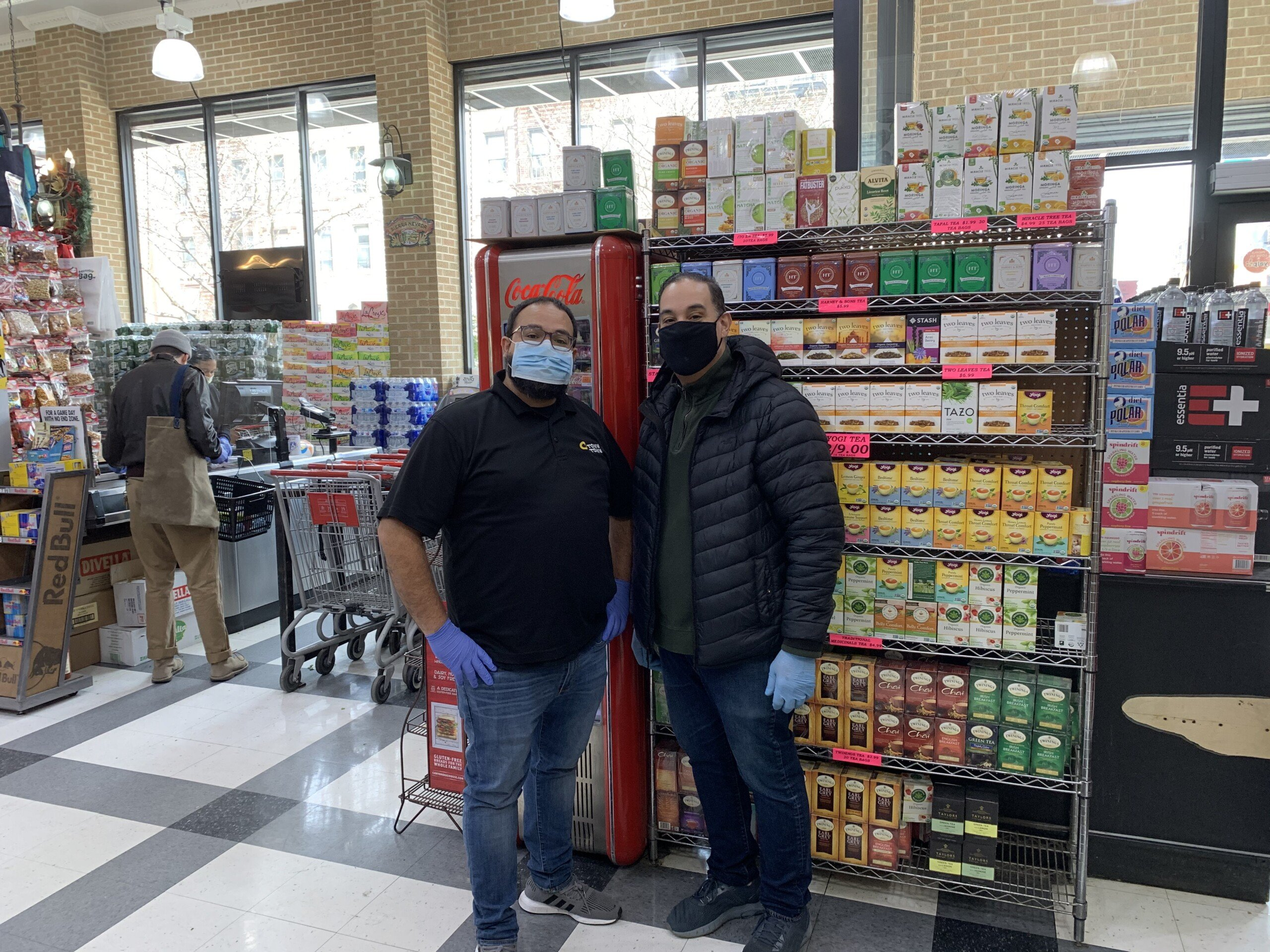 The Heroes of the Pandemic – We Thank Our Dedicated Local Grocery Store Managers and Staff