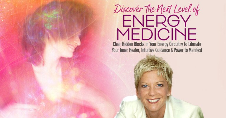 Discover the Next Level of Energy Medicine with Dr. Sue Morter