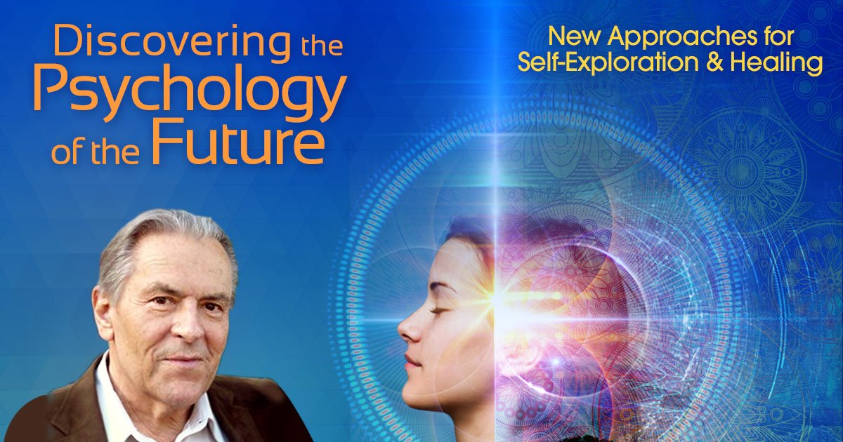 The Psychology of the Future with Stan Grof
