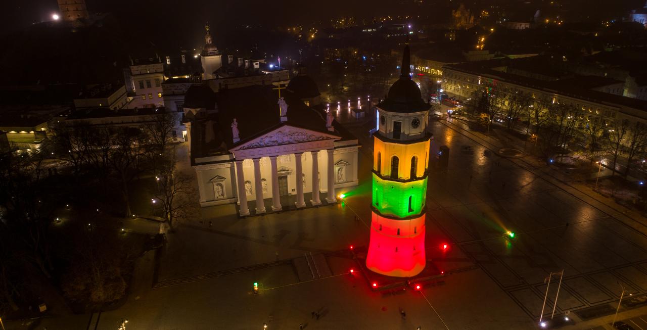 Su Vasario 16-ąja, Nepriklausomos Lietuvos Valstybės Atkūrimo Diena!