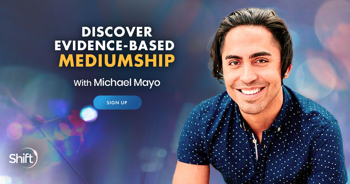 Discover Evidence-Based Mediumship with Michael Mayo