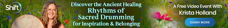 Discover the Ancient Healing Rhythms of Sacred Drumming for Inspiration & Belonging with Krista Holland
