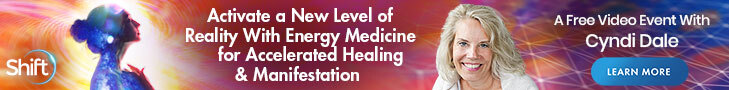 Activate a New Level of Reality With Energy Medicine for Accelerated Healing & Manifestation with Cyndi Dale